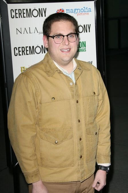 Jonah Hill, Height, Weight, Body Fat Percentage