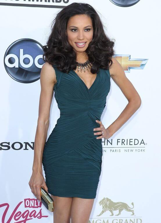 Jurnee Smollett Height Weight Body Measurements ...