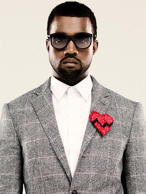 Kanye West, Height, Weight, Age, Body Fat Percentage