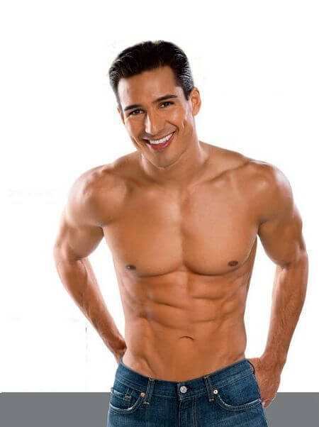 Mario Lopez, Height, Weight, Body Fat Percentage