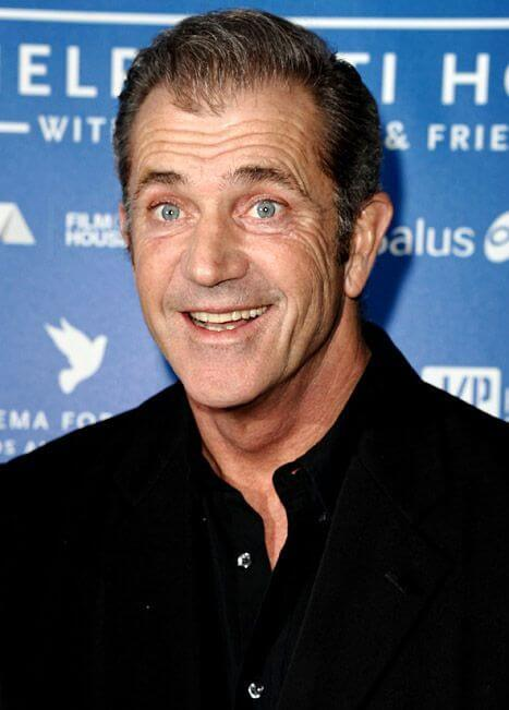 Mel Gibson, Height, Weight, Body Fat Percentage