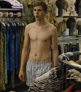 Michael Cera height and weight