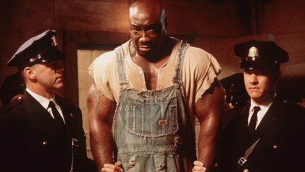 Michael Clarke Duncan height and weight