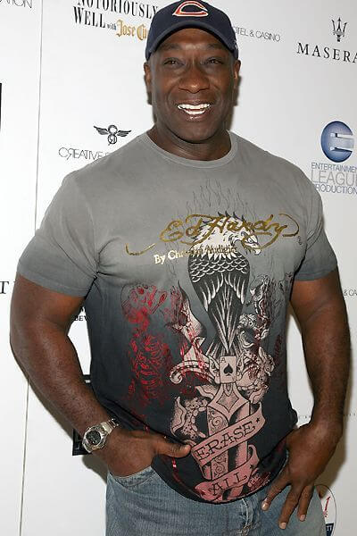 Michael Clarke Duncan, Height, Weight, Age, Body Fat Percentage