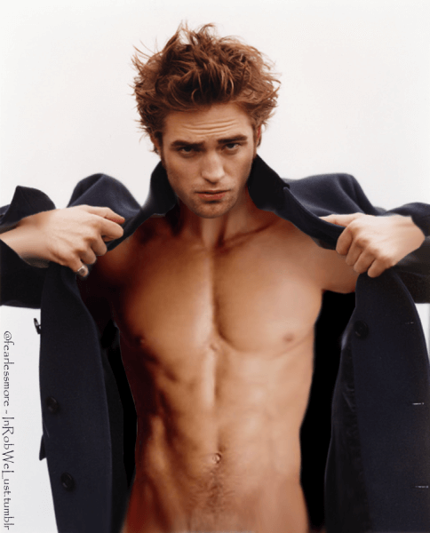 Robert Pattinson Height and Weight