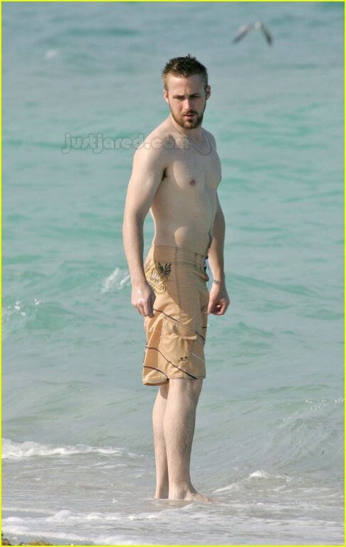 Ryan Gosling Height Weight Body Measurements - Hollywood ...