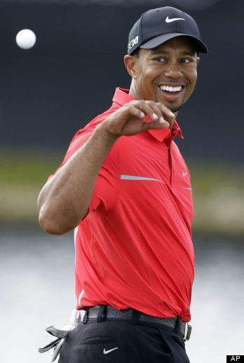 Tiger Woods, Height, Weight, Body Fat Percentage