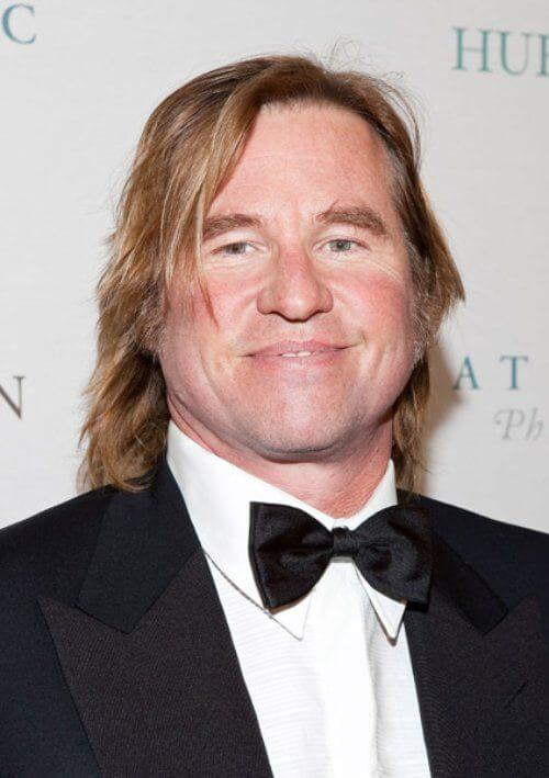 Val Kilmer, Height, Weight, Body Fat Percentage