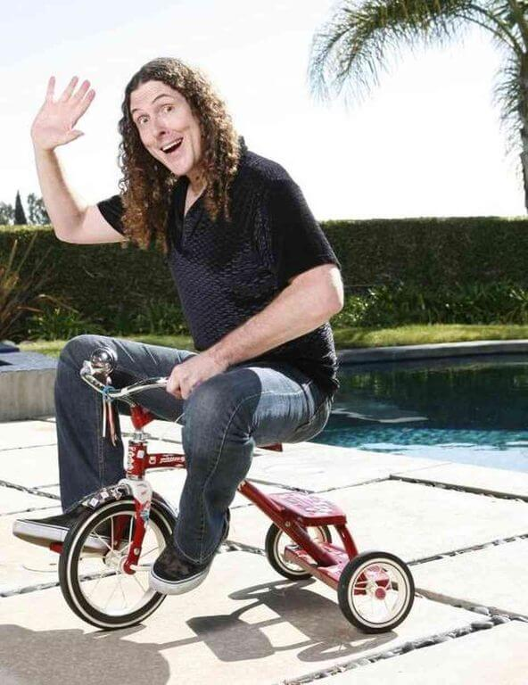 Weird Al Yankovic, Height, Weight
