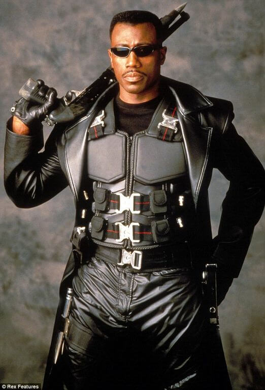 Wesley Snipes Height and Weight