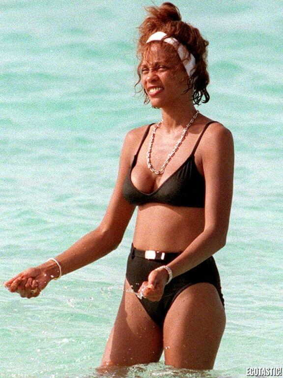 Whitney Houston height and weight