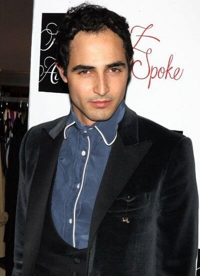 Zac Posen, Height, Weight, Body Fat Percentage,