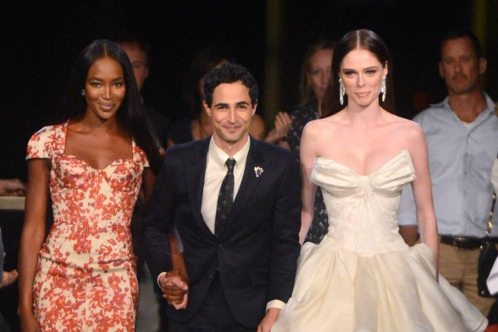 Zac Posen height and weight