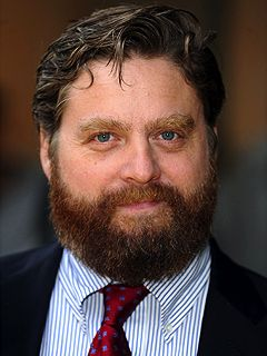 Zach Galifianakis, Height, Weight, Body Fat Percentage,