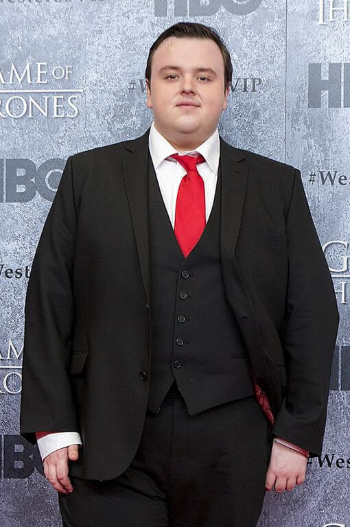 John Bradley, Height, Weight, Body Fat Percentage,