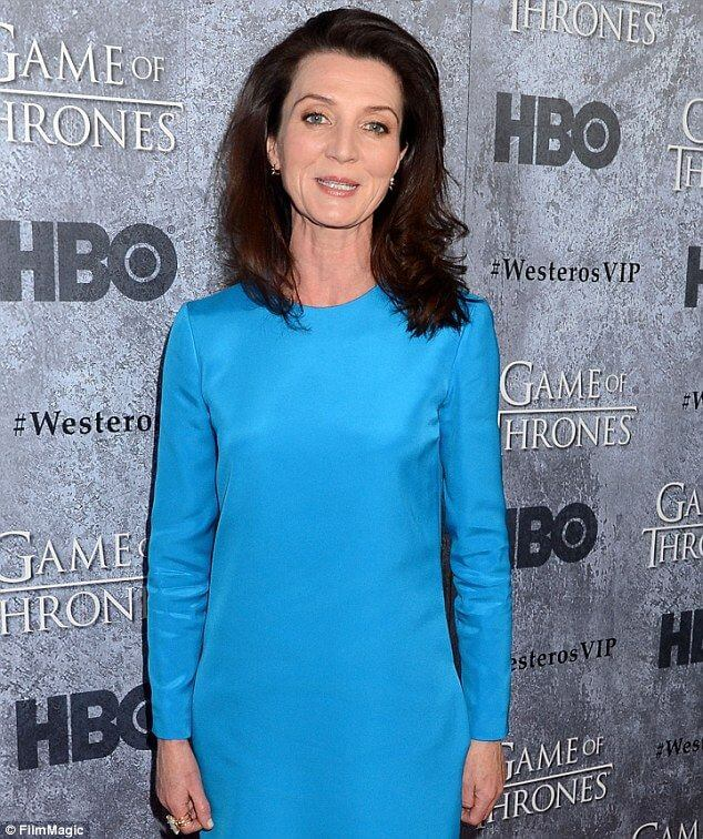 Michelle Fairley, Height, Weight, Bra Size