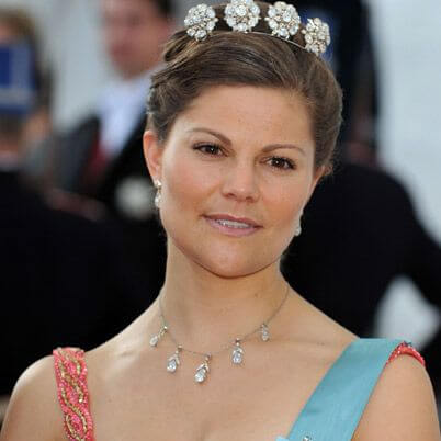 Princess Victoria of Sweden, Height, Weight, Bra Size, Body Measurements