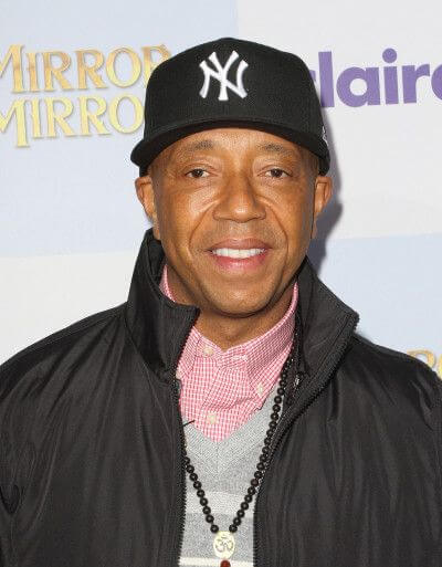 Russell Simmons Height and Weight