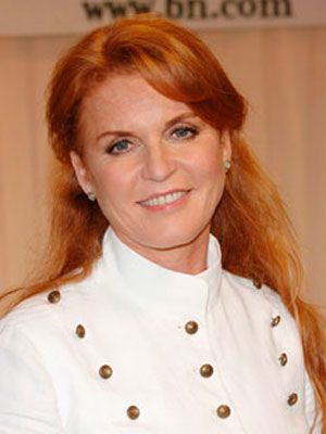Sarah Ferguson, Height, Weight, Bra Size, Body Measurements,