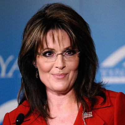 Sarah Palin Measurements