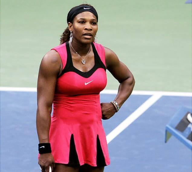 Serena Williams Measurements