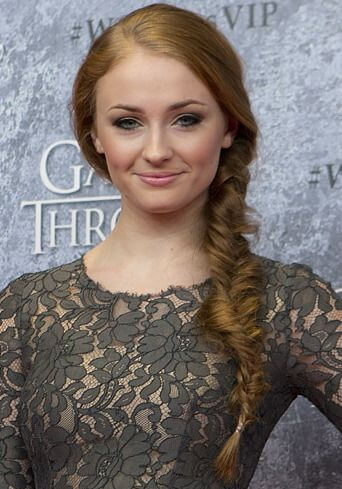 Sophie Turner, Height, Weight, Bra Size, Body Measurements,