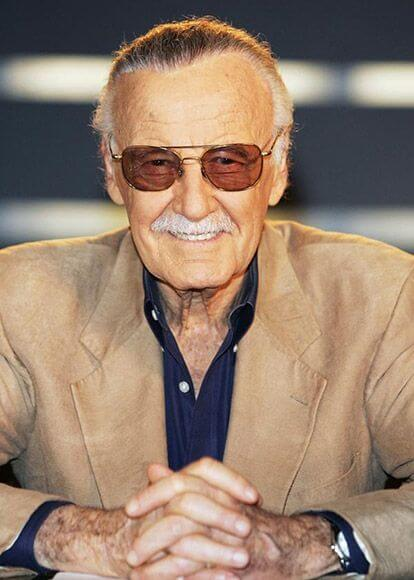 Stan Lee, Height, Weight, Body Fat Percentage