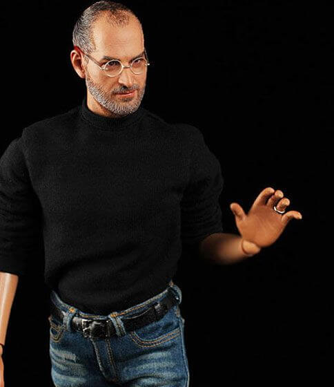 Steve Jobs, Height, Weight, Body Fat Percentage,