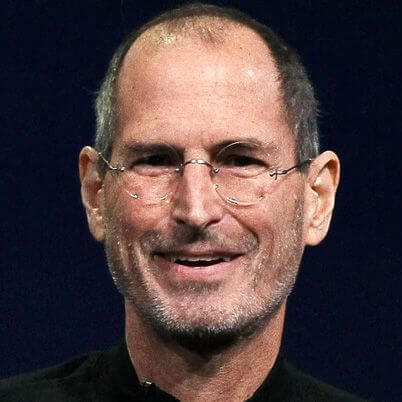 Steve Jobs Height and Weight