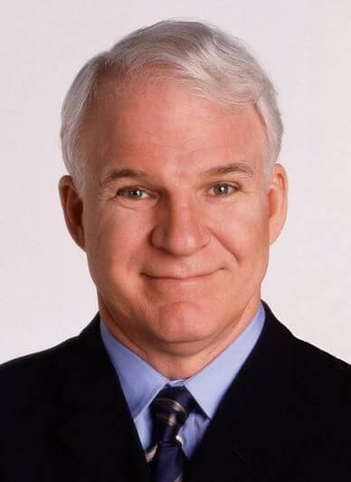 Steve Martin height weight