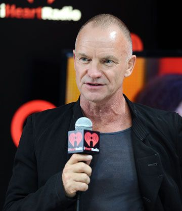 Sting Height and Weight