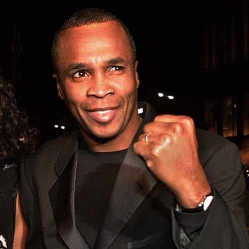 Sugar Ray Leonard Height and Weight
