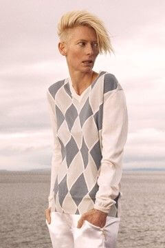 Tilda Swinton, Height, Weight, Bra Size