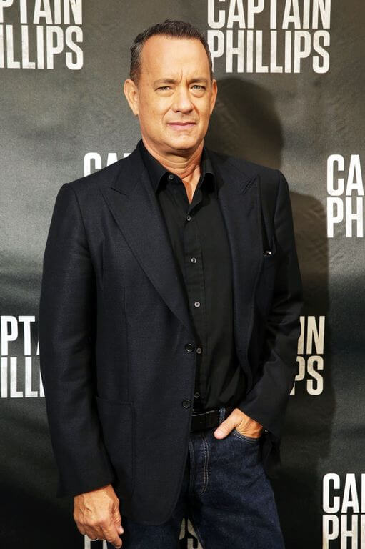 Tom Hanks, Height, Weight
