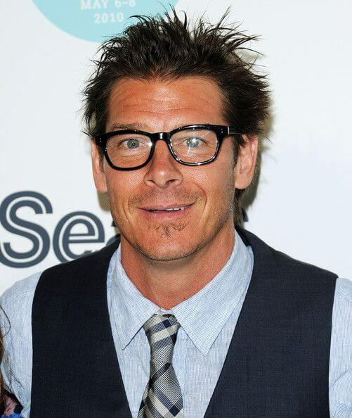 Ty Pennington Height and Weight