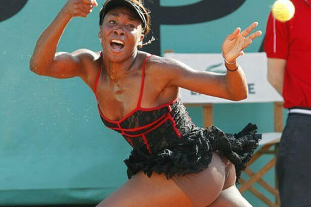 Venus Williams Body Measurements