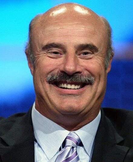 Dr. Phil Height and Weight