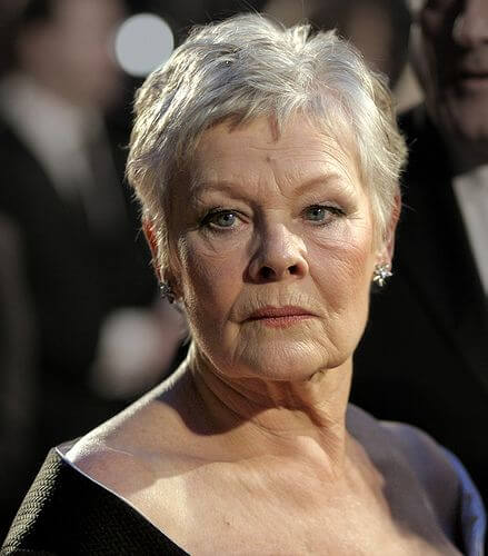 Judi Dench, Height, Weight, Bra Size, Body Measurements