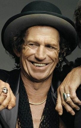 Keith Richards, Height, Weight, Body Fat Percentage,