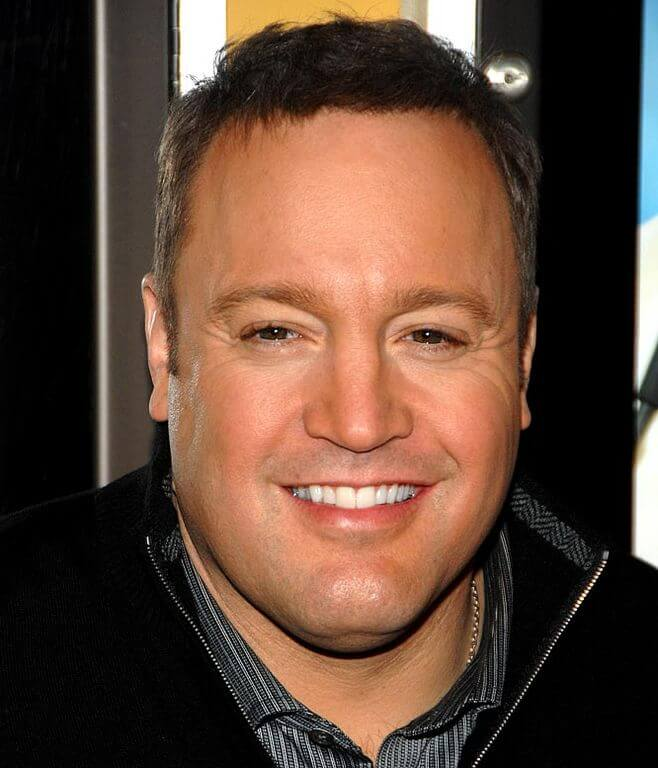 Kevin James, Height, Weight, Body Fat Percentage
