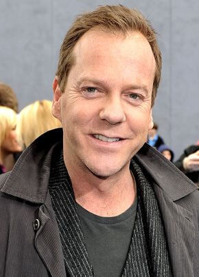 Kiefer Sutherland, Height, Weight, Body Fat Percentage