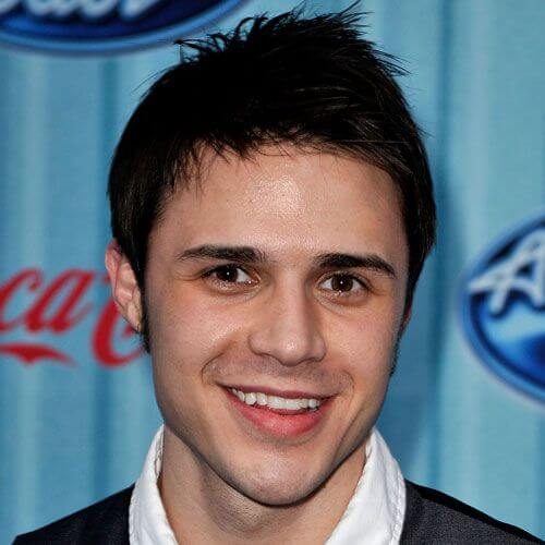 Kris Allen, Height, Weight, Body Fat Percentage