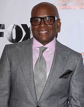 L.A. Reid Height and Weight