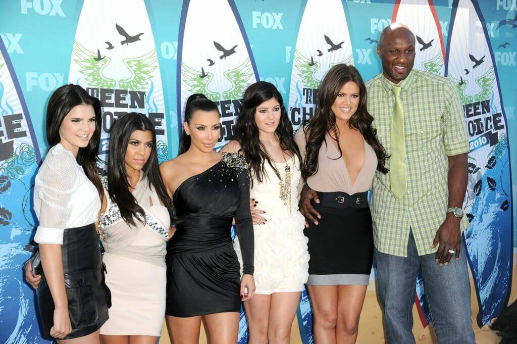 Lamar Odom height weight