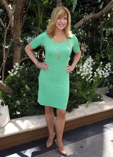 Leeza Gibbons Height Weight Body Measurements Hollywood Measurements