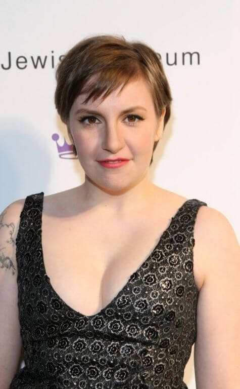 Lena Dunham, Height, Weight, Bra Size, Body Measurements