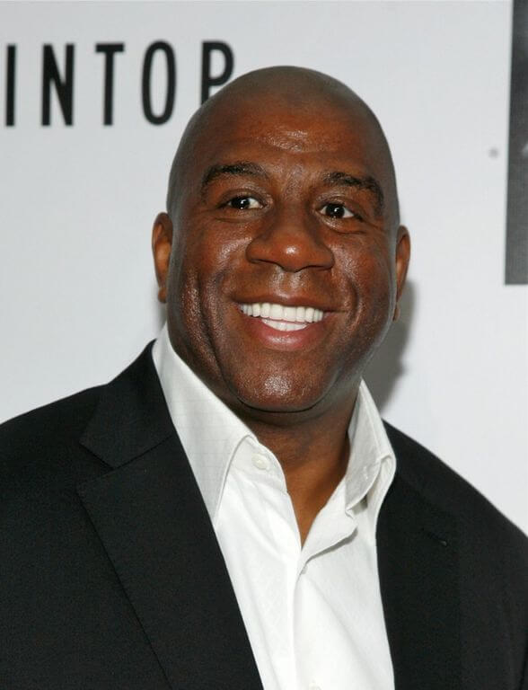 Magic Johnson, Height, Weight, Body Fat Percentage