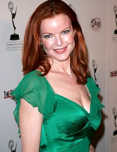 Marcia Cross, Height, Weight, Bra Size, Body Measurements