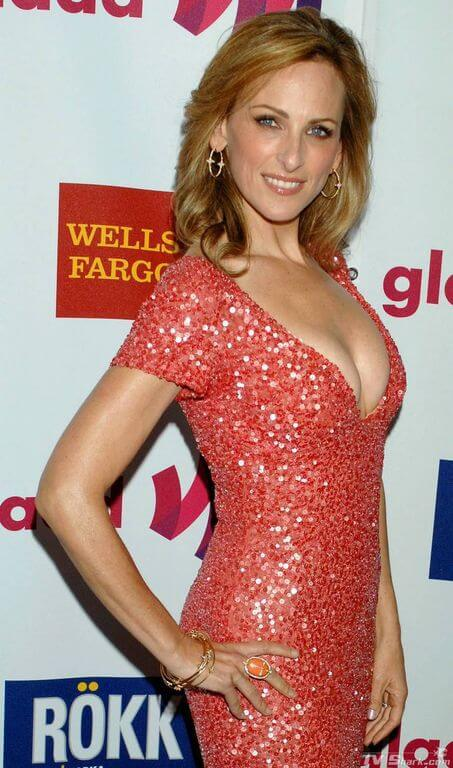 Marlee Matlin Measurements