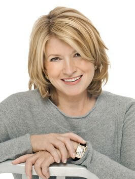 Martha Stewart Measurements
